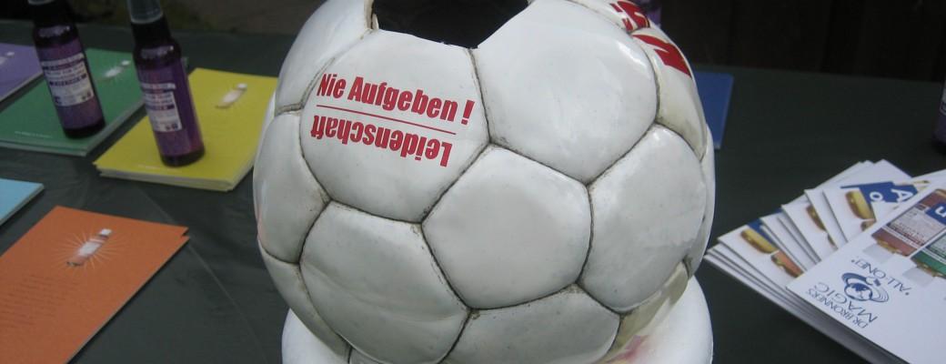 """Ein """"Fußballweltmeister"""" – Event der ganz besonderen Art!"""