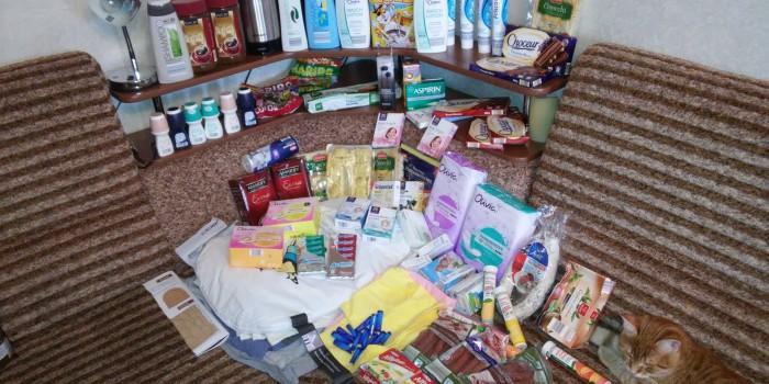 Region Lugans erhält wichtige Hilfe
