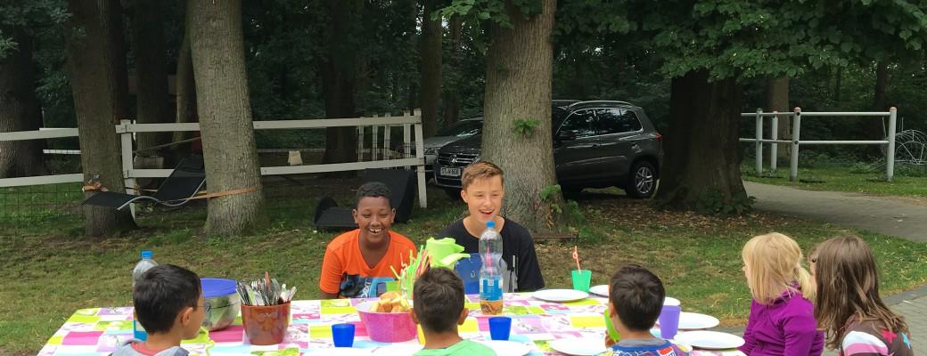 Idea`s of Hope Sommerfest Juli 2016