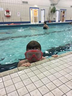 Schwimmkurse für 2 Kindergruppen
